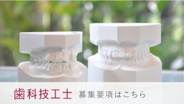 歯科技工士募集要項